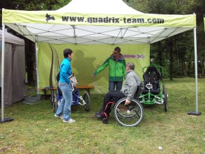 Stand Mont Blanc Mobility
