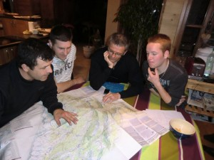 Commission activités montagne