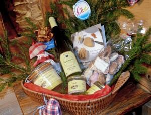 "Panier garni ""Noel en Alsace"" à gagner"