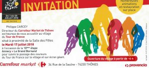 InvitationDuTourDeFrance2018
